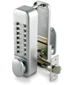 кодовый замок механический