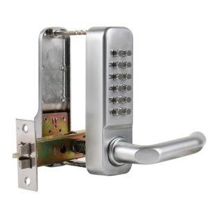 купить кодовый замок на дверь